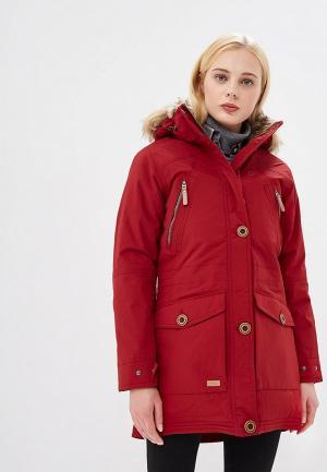 Парка Five Seasons HENRIA JKT W. Цвет: красный