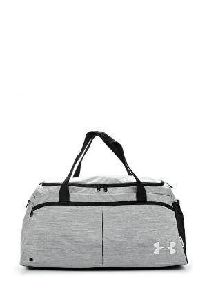 Сумка спортивная Under Armour Ws Undeniable Duffle-M. Цвет: серый