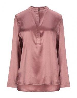 Блузка BLACK LABEL. Цвет: пастельно-розовый