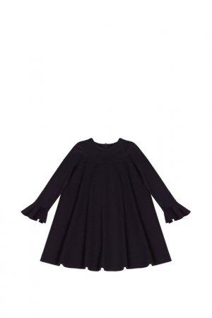 Платье Aletta. Цвет: синий