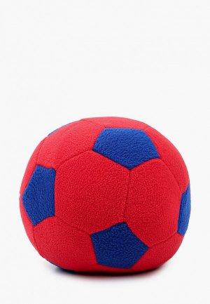 Игрушка мягкая Magic Bear Toys Мяч мягкий, 23 см.. Цвет: красный