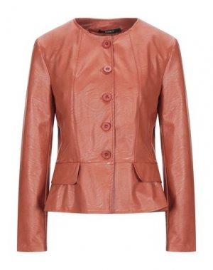 Пиджак SISTE' S. Цвет: коричневый