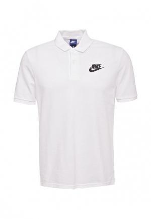 Поло Nike Mens Sportswear Polo. Цвет: белый