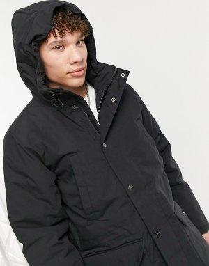 Куртка-парка Trooper-Черный цвет Carhartt WIP