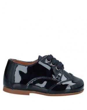 Обувь на шнурках CLARYS. Цвет: темно-синий