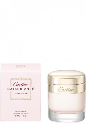 Парфюмерная вода Baiser Vole Cartier. Цвет: бесцветный