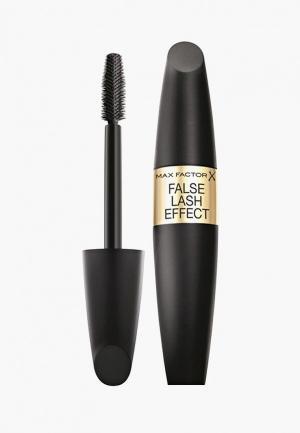 Тушь для ресниц Max Factor с эффектом накладных ресниц, False Lash Effect Full Lashes Natural Look Mascara, Deep blue. Цвет: синий