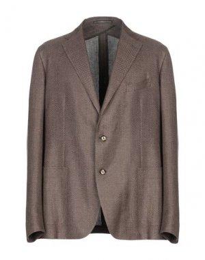 Пиджак PINO LERARIO 02-05. Цвет: темно-коричневый