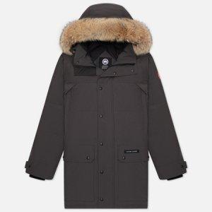Мужская куртка парка Emory Canada Goose. Цвет: серый