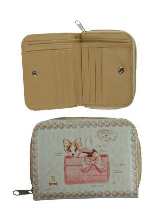Кошелек Модница Русские подарки. Цвет: мультицвет