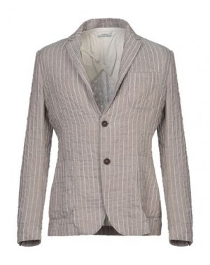 Пиджак AUTHENTIC ORIGINAL VINTAGE STYLE. Цвет: голубиный серый