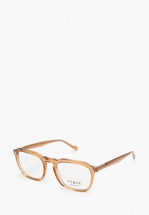 Оправа Vogue® Eyewear VO5348 2855. Цвет: коричневый