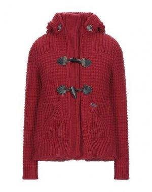 Куртка BARK. Цвет: красный