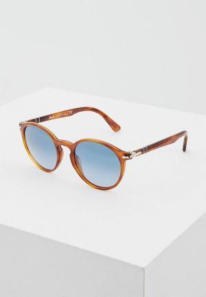 Очки солнцезащитные Persol PO3171S 96/Q8. Цвет: коричневый
