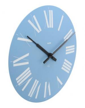 Настенные часы ALESSI. Цвет: лазурный