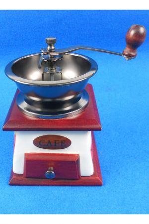 Кофемолка ручная керамическая BRADEX. Цвет: мультицвет