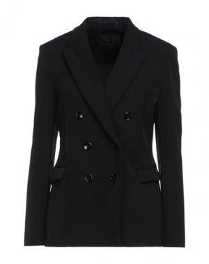 Пиджак BLACK LABEL. Цвет: черный