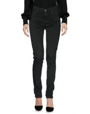 Повседневные брюки AG JEANS. Цвет: темно-зеленый