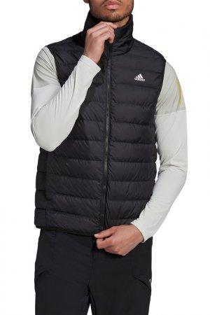 Жилет Adidas TODOWN VEST. Цвет: черный