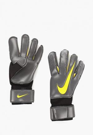 Перчатки вратарские Nike NK GK GRP3-FA18. Цвет: черный
