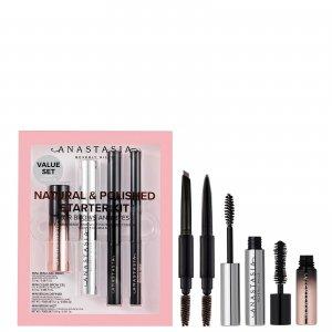 Natural and Polished Starter Kit (Various Shades) - Medium Brown Anastasia Beverly Hills