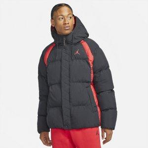 Мужской пуховик Jordan Essentials - Черный Nike