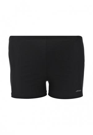 Плавки Joss Mens swim trunks. Цвет: черный