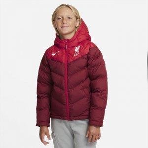 Куртка для школьников Liverpool FC Synthetic-Fill - Красный Nike