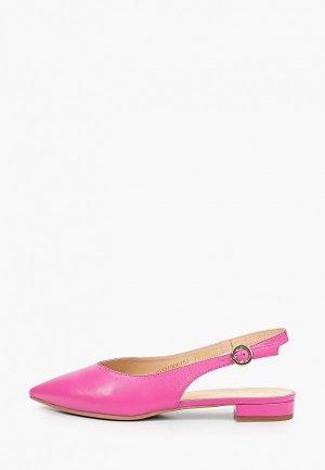 Туфли Argo. Цвет: розовый