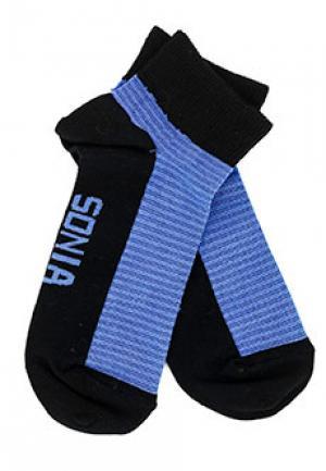 Носки SONIA BY. Цвет: синий