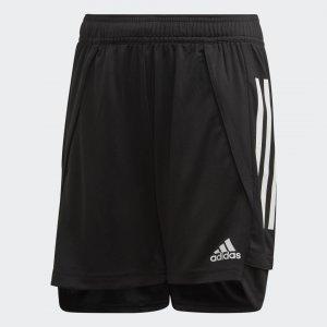 Тренировочные шорты Condivo 20 Performance adidas. Цвет: черный