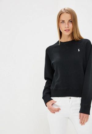 Свитшот Polo Ralph Lauren. Цвет: черный