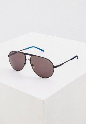 Очки солнцезащитные Montblanc MB0119S. Цвет: черный