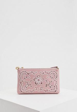 Сумка Dolce&Gabbana. Цвет: розовый