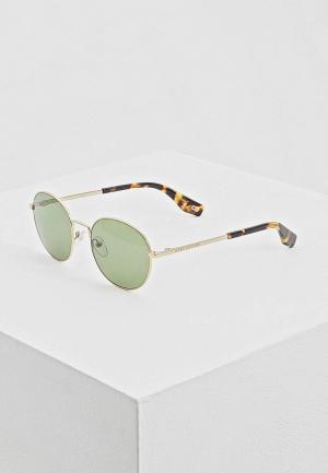 Очки солнцезащитные Marc Jacobs 272/S J5G. Цвет: золотой