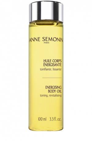 Тонизирующее масло для тела Anne Semonin. Цвет: бесцветный