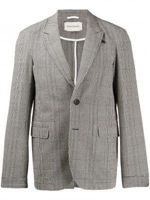 Однобортный пиджак Brookes Oliver Spencer