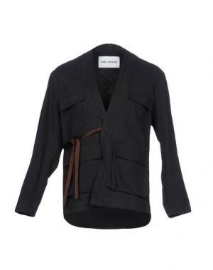 Пиджак UMIT BENAN. Цвет: черный