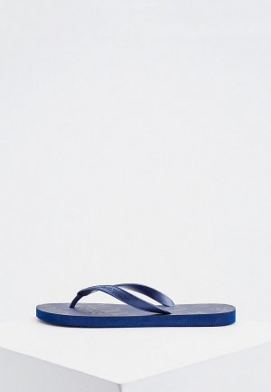 Сланцы Versace Jeans Couture. Цвет: синий
