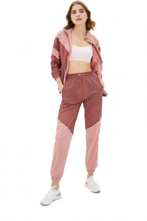 Куртка URBAN TIGER. Цвет: темно-розовый
