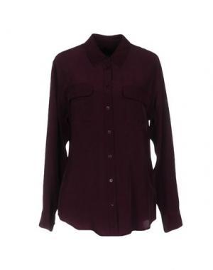 Pубашка EQUIPMENT. Цвет: розовато-лиловый