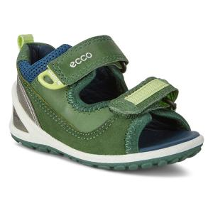 Сандалии LITE INFANTS SANDAL ECCO. Цвет: зеленый