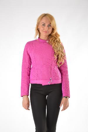 Куртка Best Connections. Цвет: розовый