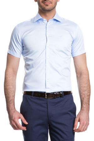 Рубашка Cacharel. Цвет: голубой