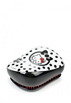 Расческа Tangle Teezer Styler Hello Kitty Black. Цвет: разноцветный