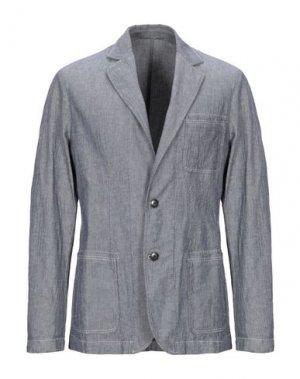 Пиджак BROOKSFIELD. Цвет: синий