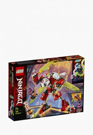 Конструктор LEGO Kais Mech Jet. Цвет: разноцветный