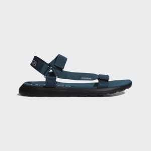 Сандалии Comfort Performance adidas. Цвет: черный