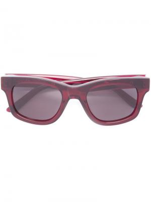 Солнцезащитные очки Bibi Sun Buddies. Цвет: красный