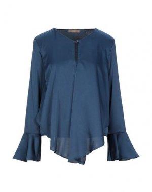 Pубашка FLY GIRL. Цвет: темно-синий